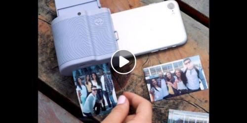 Smartphone Polaroid