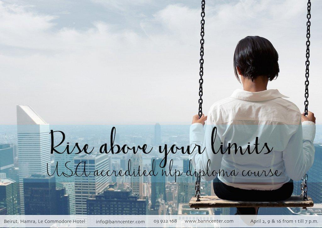 NLP Rise Above Your Limits